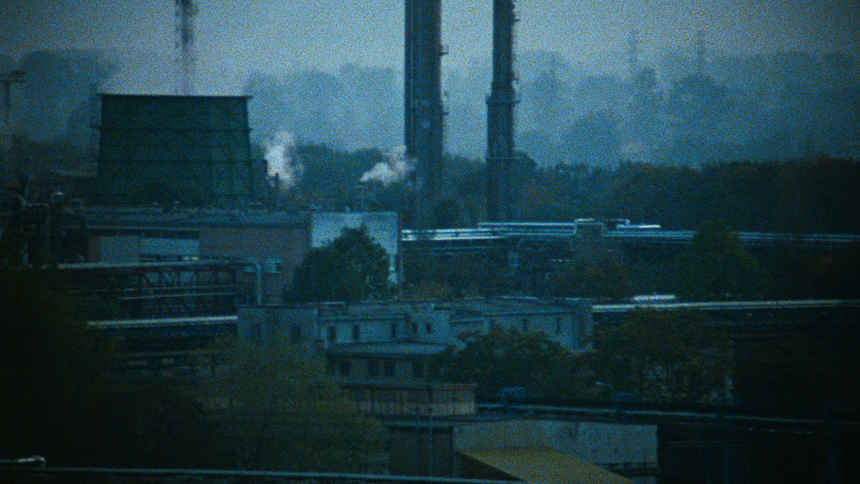Still from Parasite directed by Wilhelm and Anka Sasnal