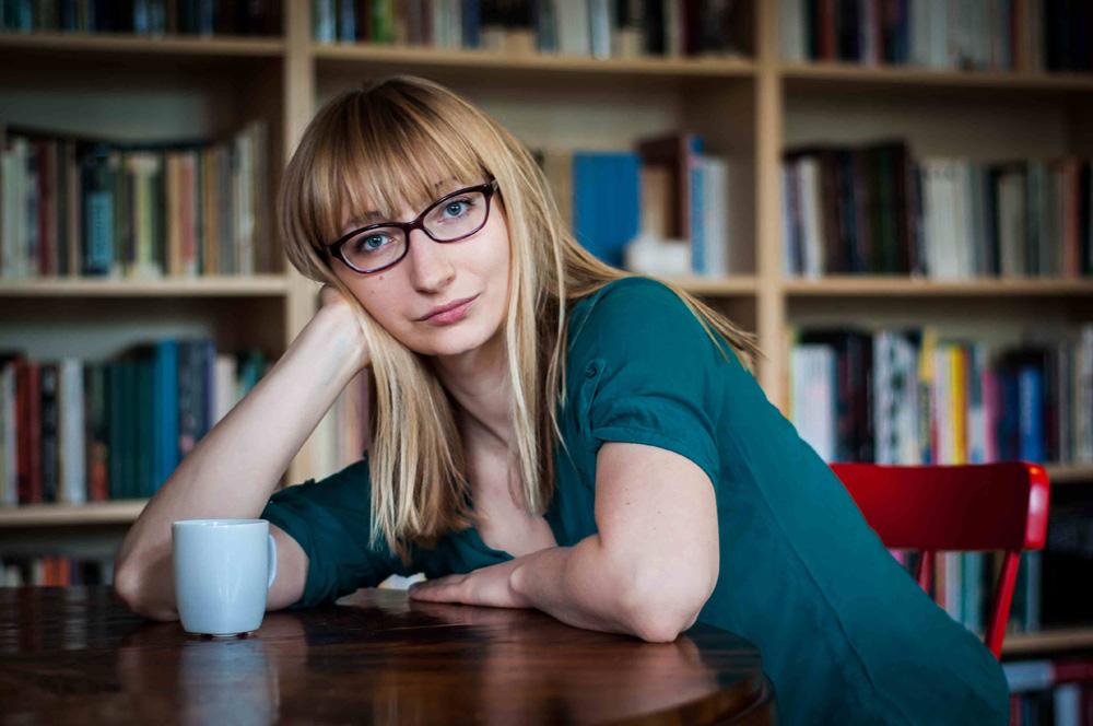 Małgorzata Rejmer, credit: Sławomir Klimkowski