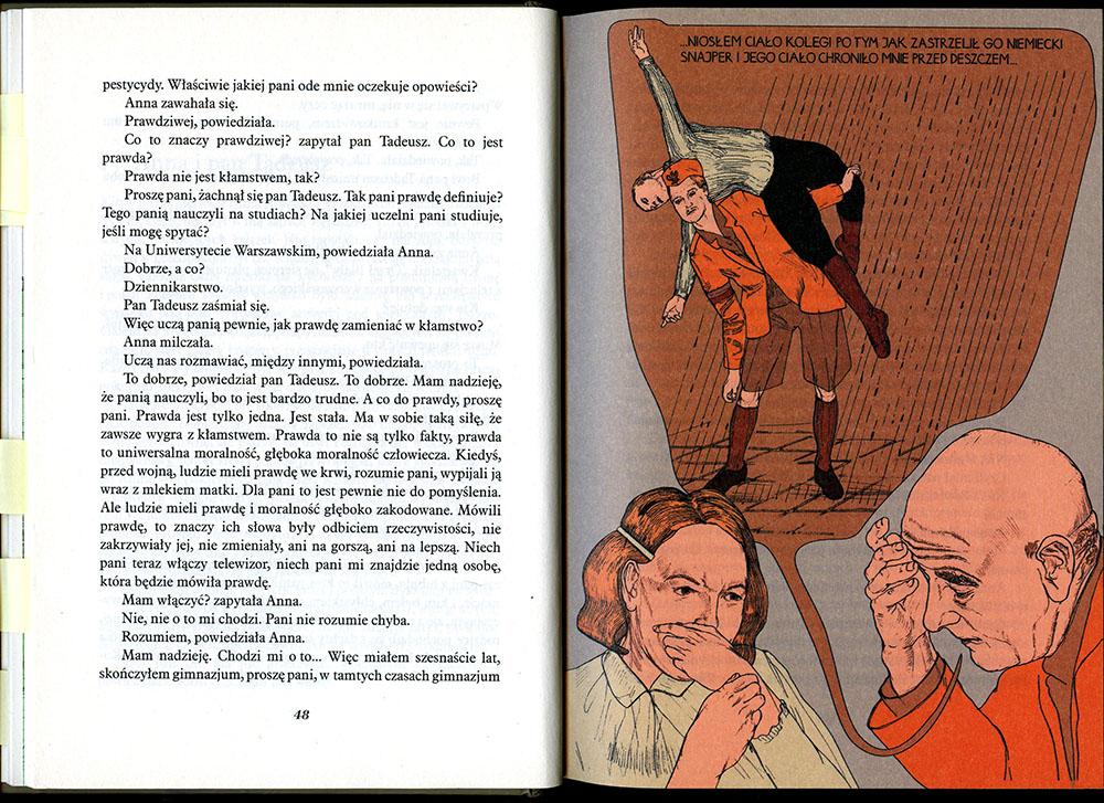 """Małgorzata Rejmer, """"Toksymia"""", ilustracje: Maciej Sieńczyk"""