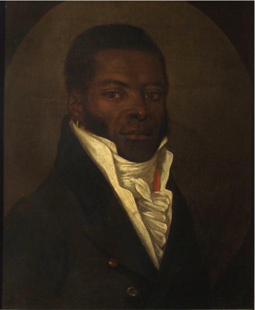 Жан Лапьер, вероятно, уроженец Гаити, был адъютантом Костюшко во время восстания в Польше. Источник: Польский военный музей в Варшаве, Польша
