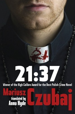 Mariusz Czubaj 21:37 book cover
