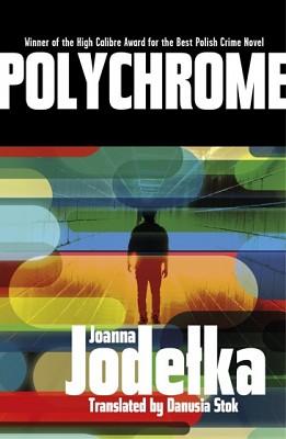 Joanna Jodełka, Polychrome book cover