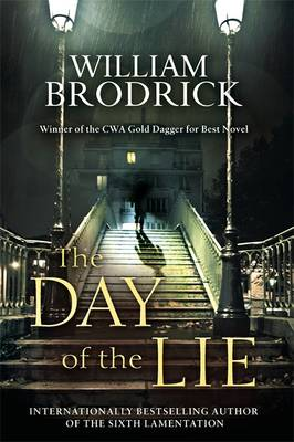 William Brodrick, The Day of the Lie book cover