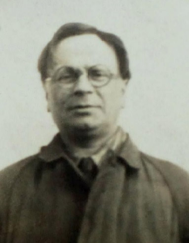 Henryk Kazimierowicz, 1937-1938, photo source: www.witkacologia.eu / from the collection of Kazimiera  Konopioska Szymczak