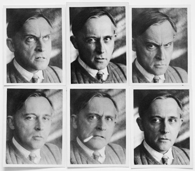 Stanisław Ignacy Witkiewicz Stanisław Ignacy Witkiewicz, portraits series, 1931, photo: Józef Głogowski, from the collection of Ewa Franczak and Stefan Okołowicz)