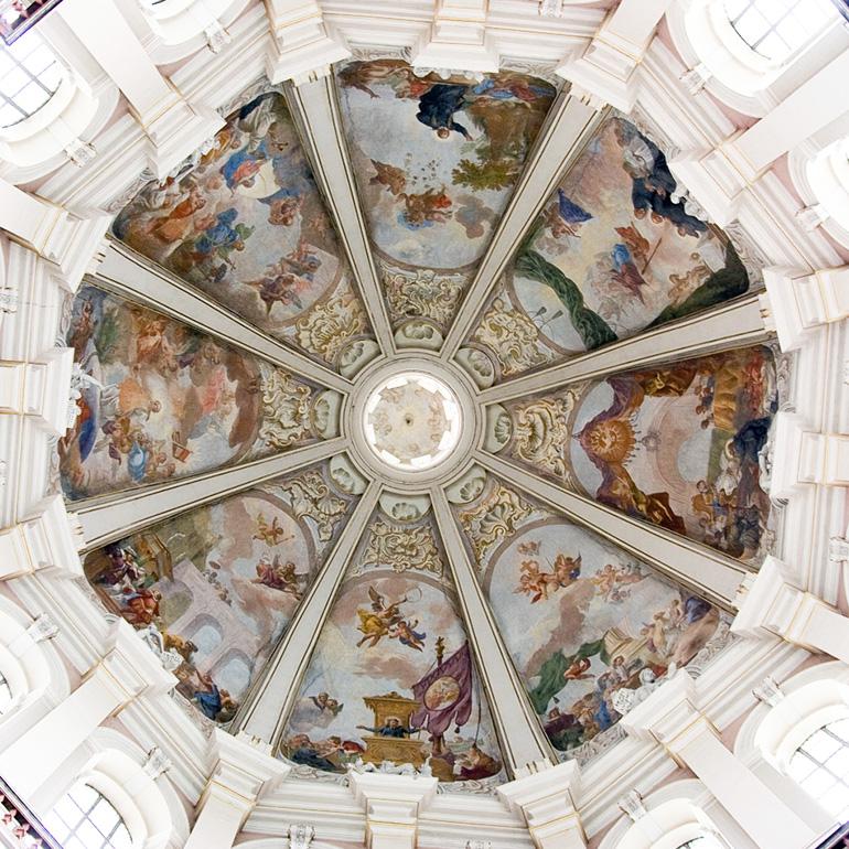 The Oratorian's Church in Gostyń, photo: Dagmara Smolna