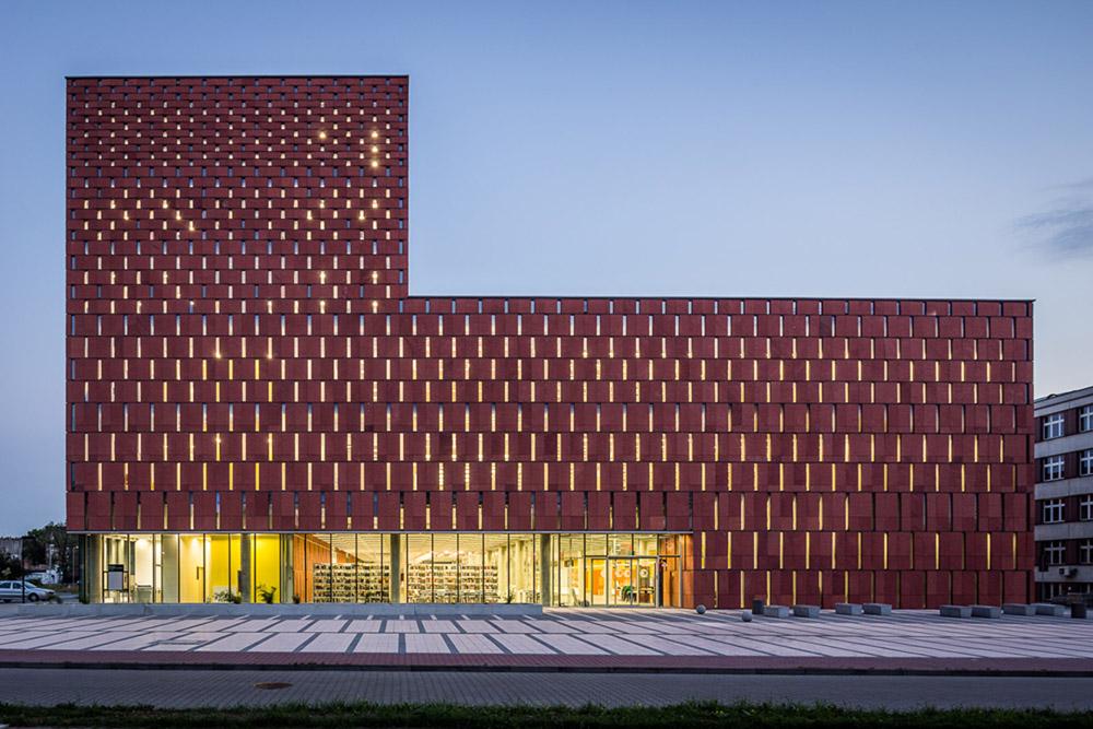 10 необычных польских библиотек | Статья | Culture.pl