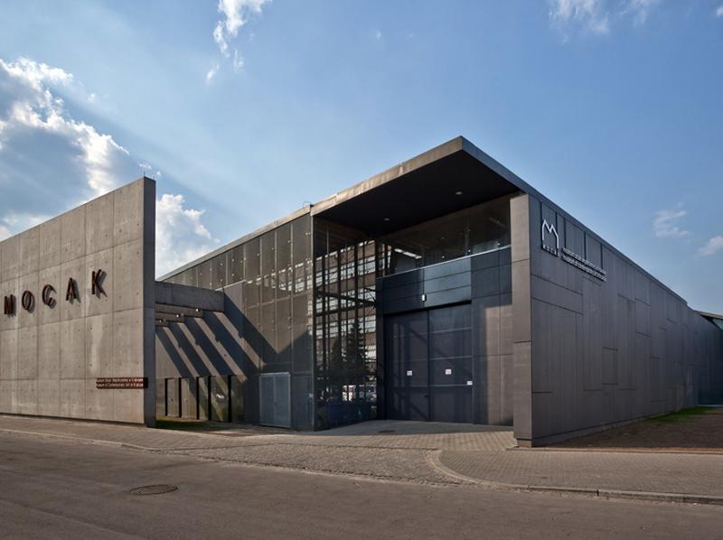 MOCAK Muzeum Sztuki Współczesnej w Krakowie, fot. Rafał Sosi
