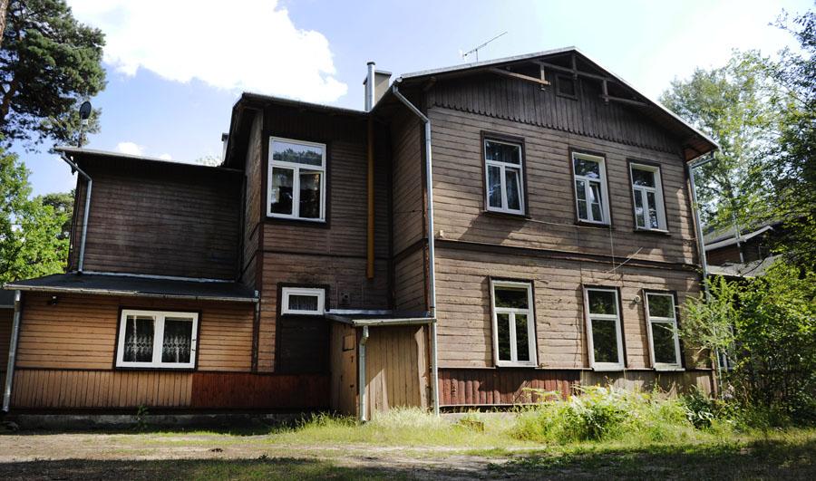 8 M.Kopernika street (former 21  T.Kościuszki street), Otwock, photo: Dagmara Smolna