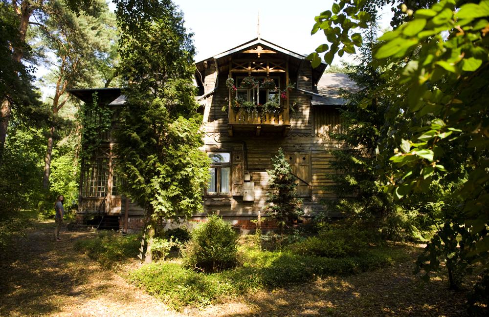 Kahan's Villa,Otwock, photo: Dagmara Smolna
