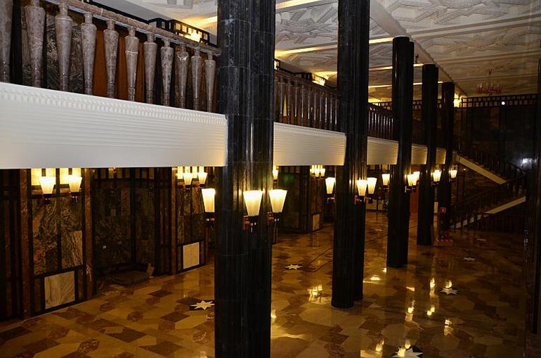 luminacja w Pałacu Kultury Zagłębia, fot. materiały promocyjne