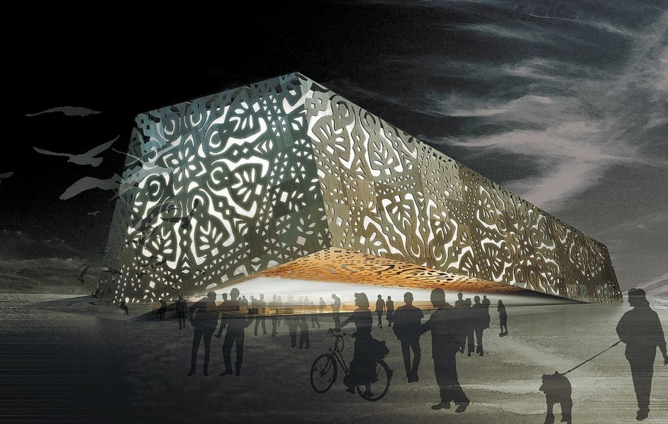 Polish Pavilion at Shanghai EXPO 2010, photo: promo materials