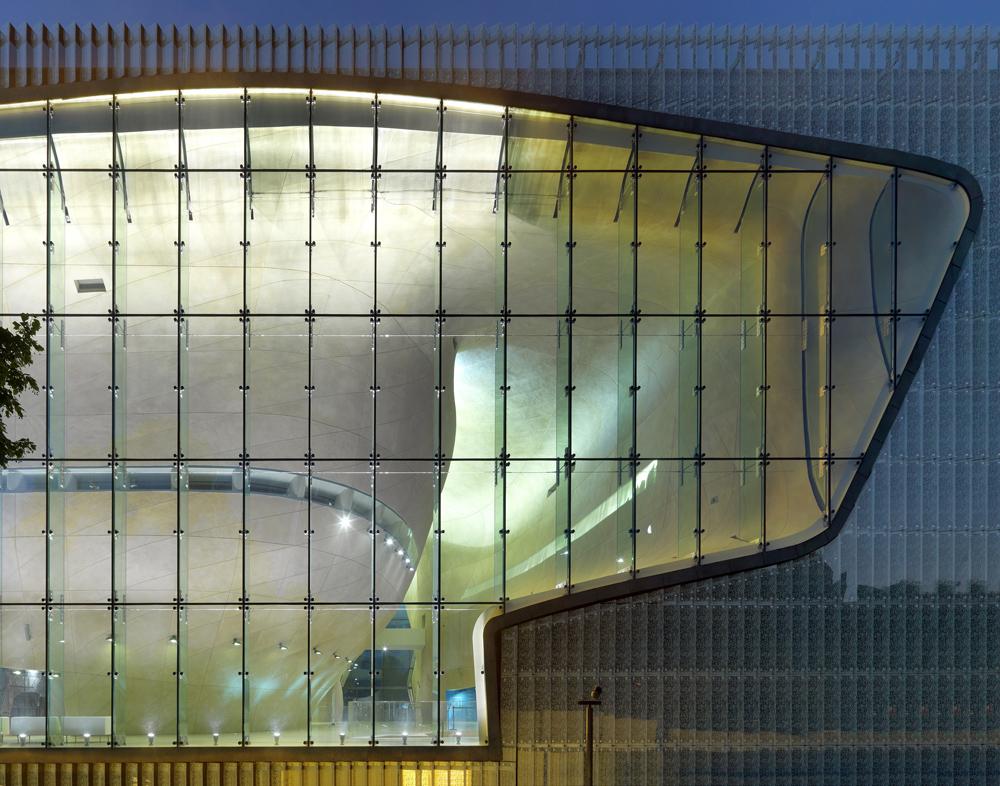 Muzeum Historii Żydów Polskich, 2013, fot. Wojciech Krynski/Forum