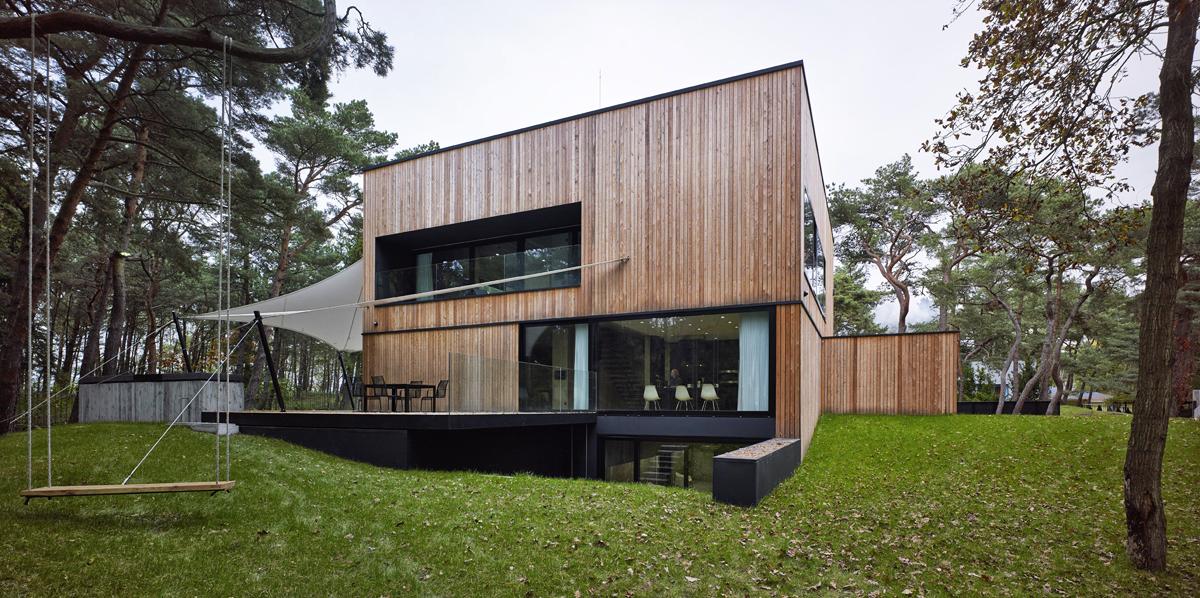 Dom nad morzem, fot. Ultra Architects, fot. Jeremi Buczkowski
