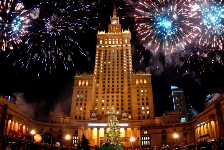 Pałac Kultury i Nauki w Warszawie, fot.  Tomasz Paczos / Forum