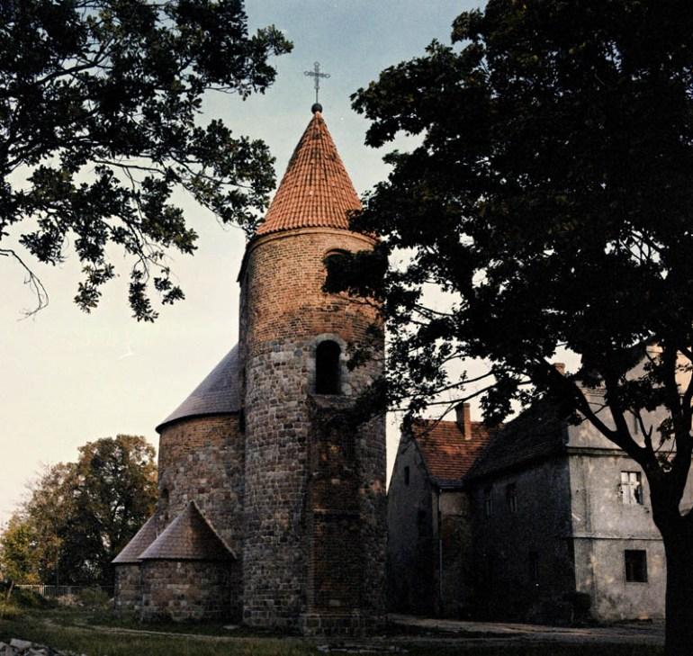 Kościół św. Prokopa w Strzelnie, fot. Wieslaw M. Zielinski / East News