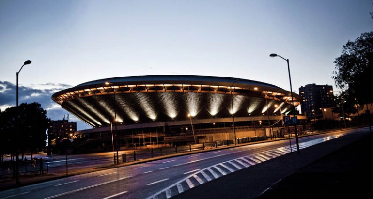 Stadion Spodek w Katowicach, fot.  Michał Łuczak / Forum
