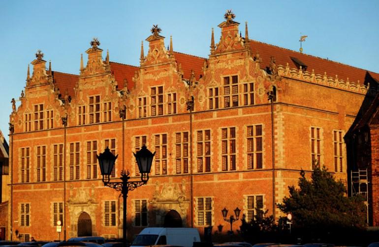 Budynek zbrojowni w Gdańsku, 1602-1605, proj Antoni van Obberghen, fot. Wojciech Strożyk / Reporter