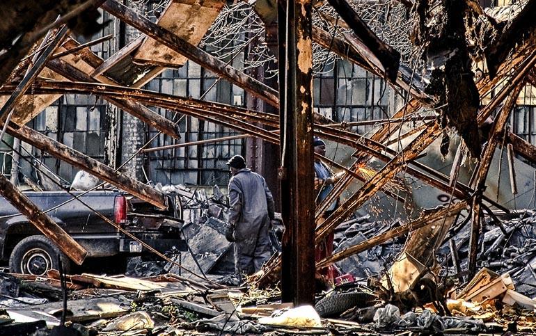 Detroit, fot.Bob Jagendorf
