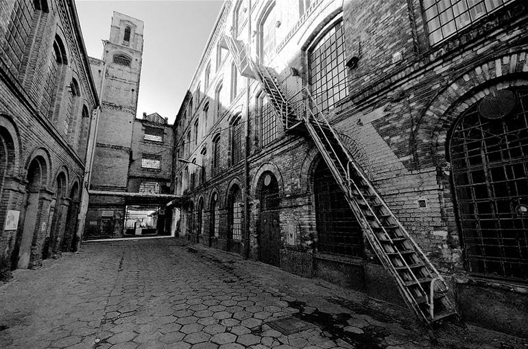 Fabryka Ramischa w Łodzi, fot. wolne zasoby