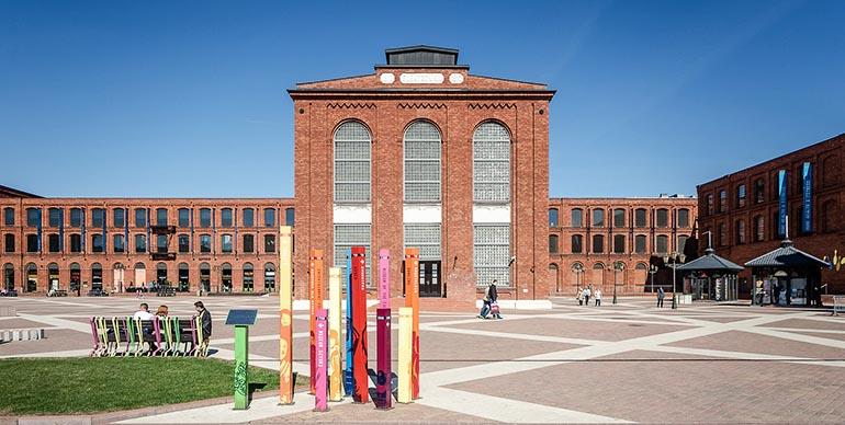 Centrum Manufaktura w Łodzi, fot. Maciej Lulko