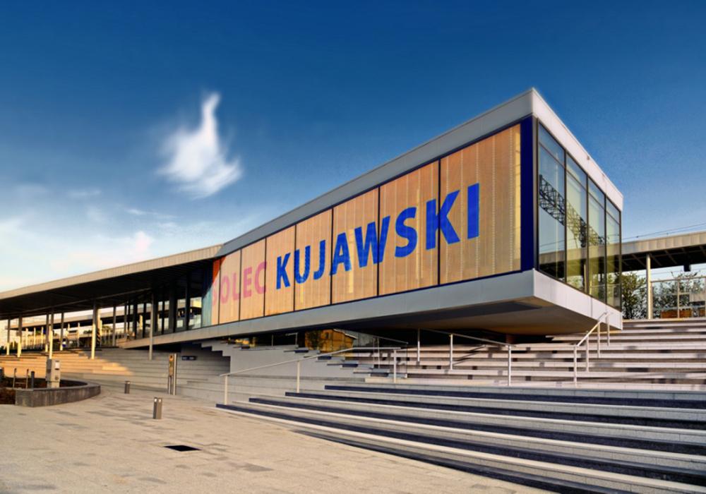 Dworzec w Solcu Kujawskim, fot.soleckujawski.pl