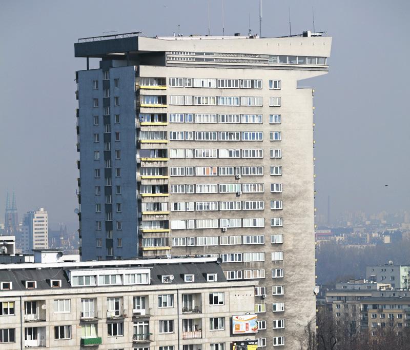 Smolna 8, photo: Franciszek Mazur / AG