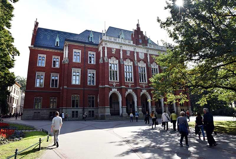 Jagiellonian University, Collegium Novum, photo: Artur Baranowski / East News
