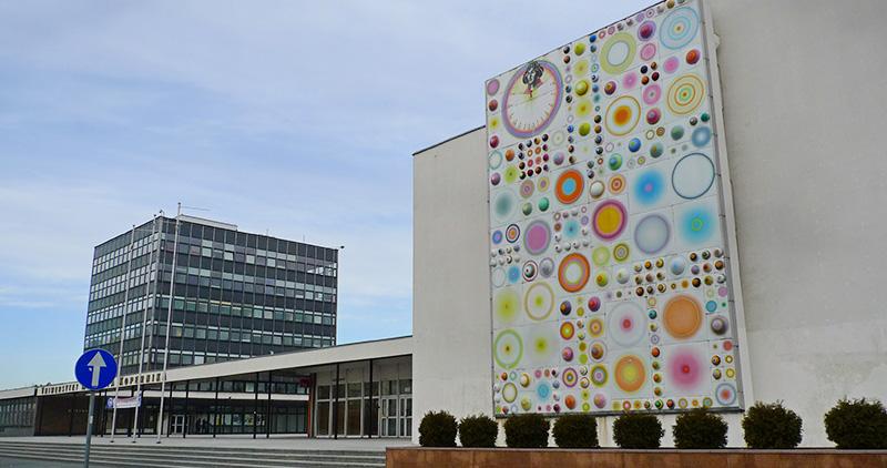 Campus of the Nicolaus Copernicus University in Toruń, photo: courtesy of the author
