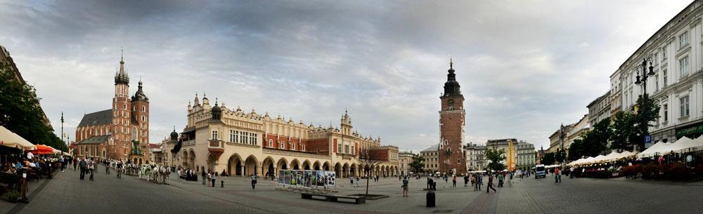 Krakow, photo: Łukasz Gagulski / Forum