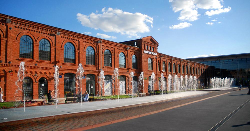 Manufaktura, centrum handlowe, Łódź, fot. Maciej Piasta/Forum