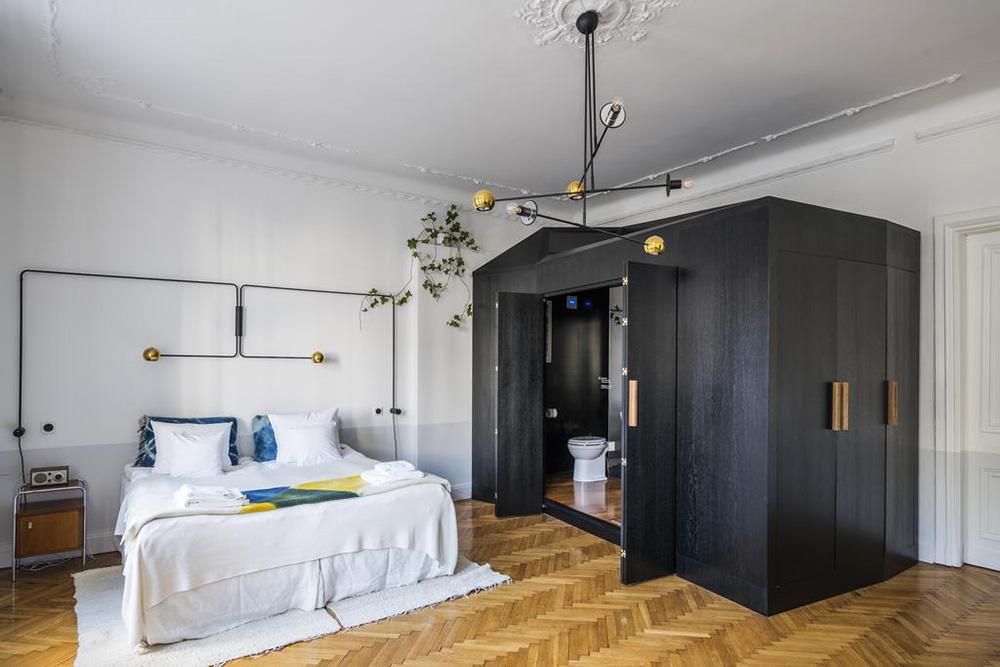 Author's Room, Warszawa, fot. http://autorrooms.pl
