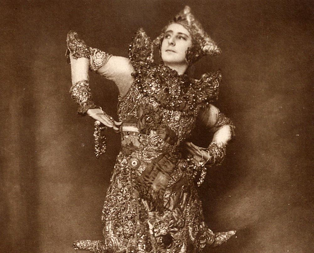 Rita Sacchetto, 1920, fot. Binder Alexanderp