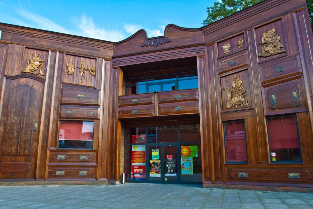 Baj Pomorski Theatre in Toruń, photo: Travelphoto / Forum
