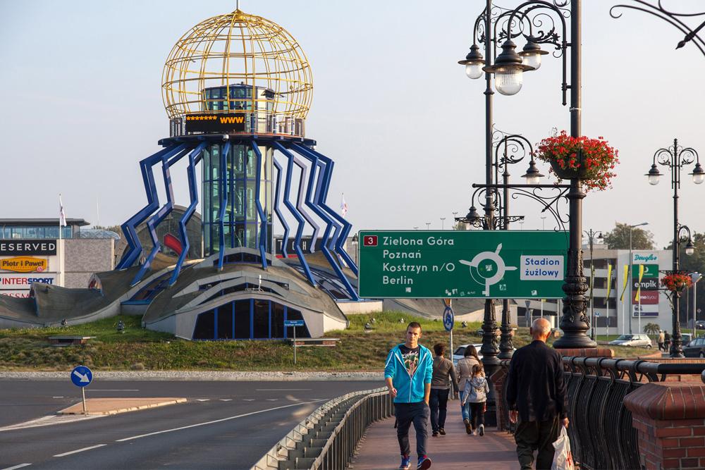 The Observation Tower in Gorzów Wielkopolski, photo by Wojciech Wójcik / Forum