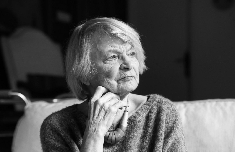 Jadwiga Grabowska-Hawrylak, 2016, fot. Mieczysław Michalak / AG
