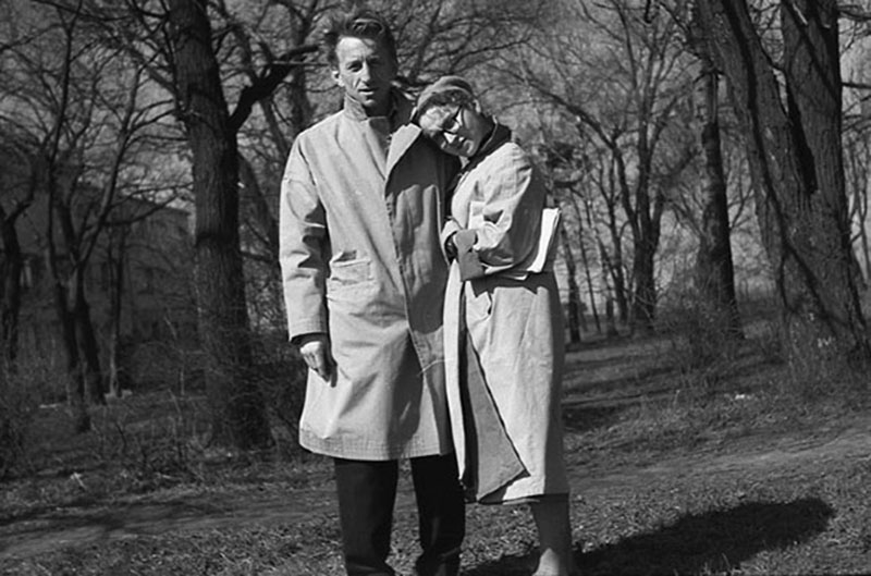 Zofia i Oskar Hansen, fot. z archiwum rodzinnego