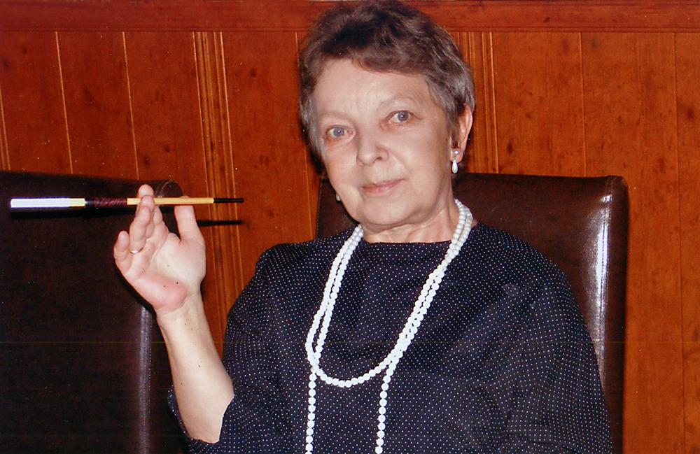 Anna Sieradzka, fot. archiwum prywatne