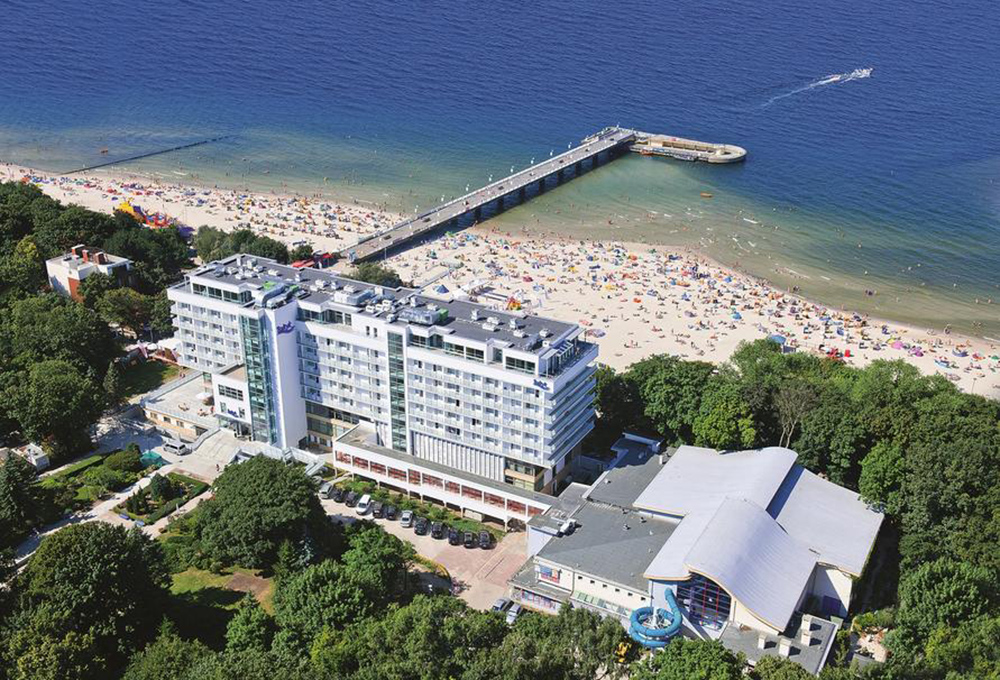 Hotel Bałtyk, Kołobrzeg, fot. materiały prasowe hotelu/http://www.subaltyk.dekom.com.pl