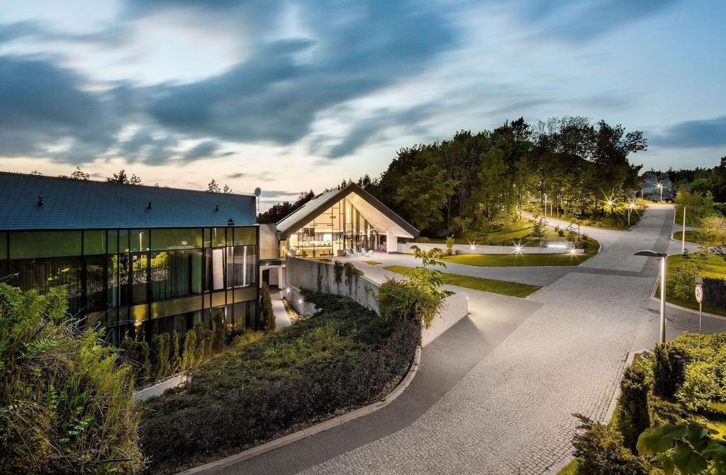 Hotel Poziom 511, Design Hotel & SPA Ogrodzieniec, położony w sercu Jury Krakowsko-Częstochowskiej, na terenie Parku Krajobrazowego Orlich Gniazd, fot. materiały prasowe hotelu/www.poziom511.pl