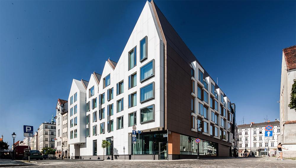 Puro Hotel w Poznaniu (proj. ASW Architekci), fot. materiały prasowe hotelu