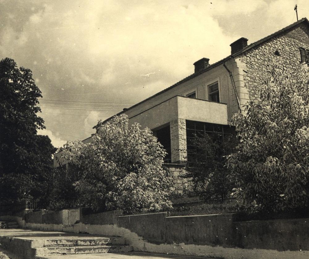 «Отель Польский» в Казимеже-Дольны, 1942–1943, фото: fotopolska.eu