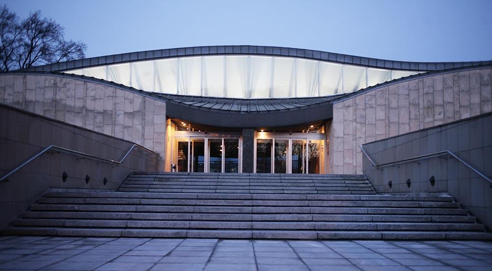 Центр японского искусства и техники Manggha в Кракове, фото: Михал Лепецкий /AG