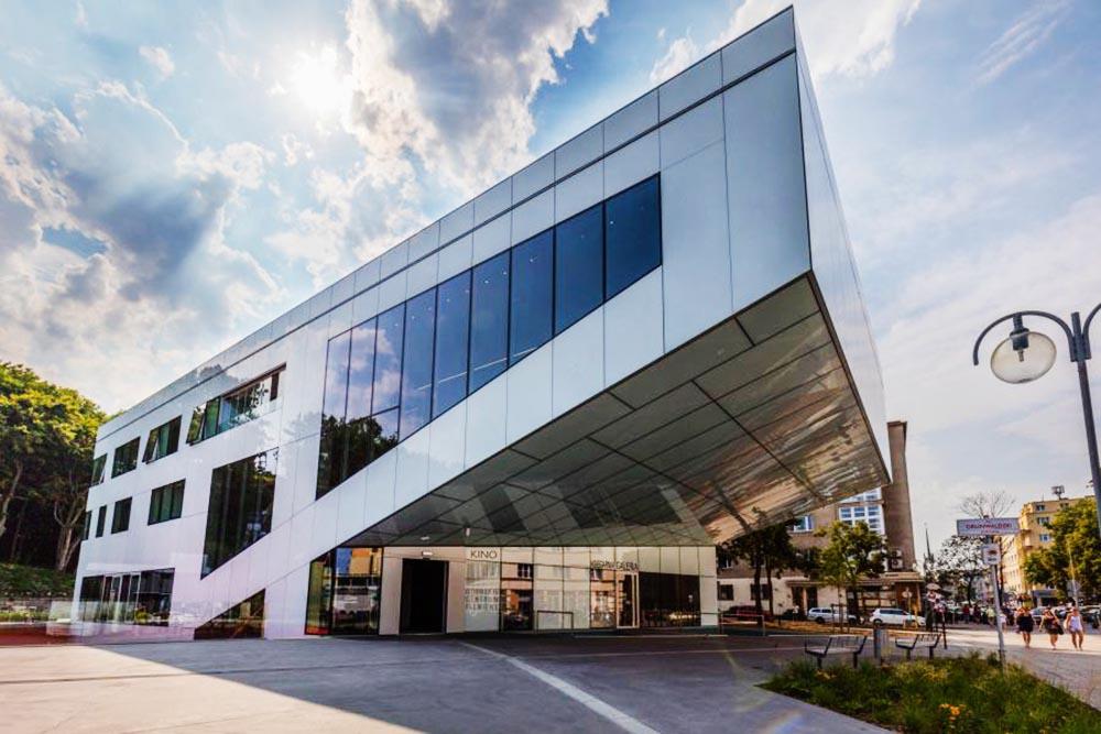 Gdyńskie Centrum Filmowe, fot. materiały prasowe/www.gcf.org.pl