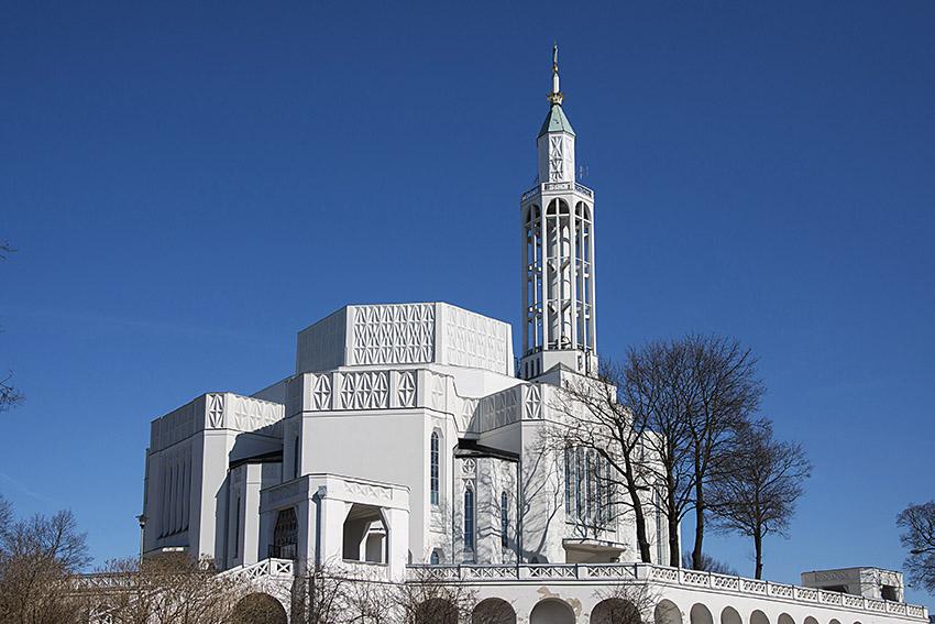 St. Roch's church in Białystok, photo: Andrzej Sidor / Forum