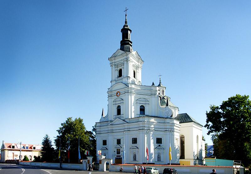 Bazylika św. Anny w Kodniu, fot. Marek Bazak / East News
