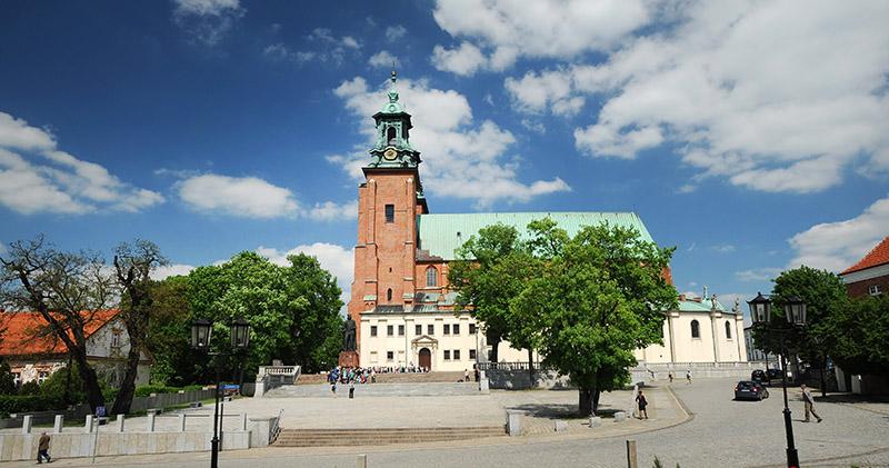 Katedra gnieźnieńska, fot. Wojciech Stróżyk / Reporter