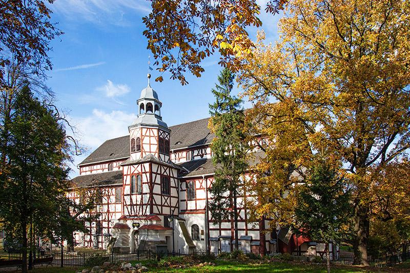 Kościół Pokoju w Jaworze, fot. Wojciech Wojcik / Forum