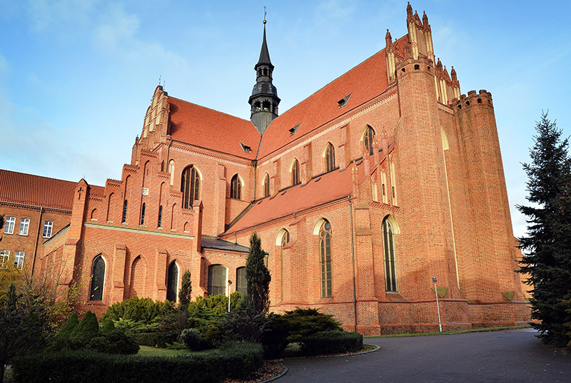 Bazylika katedralna Wniebowzięcia Najświętszej Marii Panny w Pelplinie, fot. Przemek Świderski / Reporter