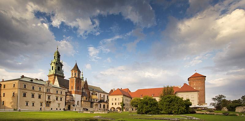 Katedra na Wawelu, fot. Waldek Sosnowski  / Forum